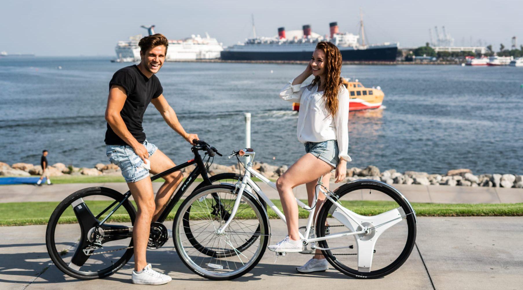 electric wheel vélo en VAE
