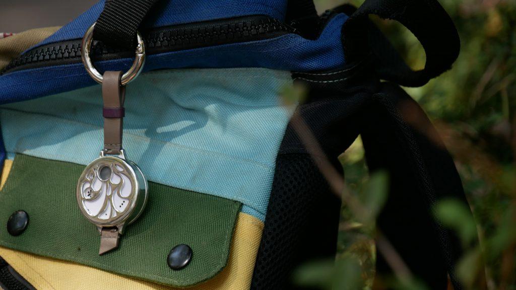 design du Twin-C Compagnon version femme avec lanière en cuir