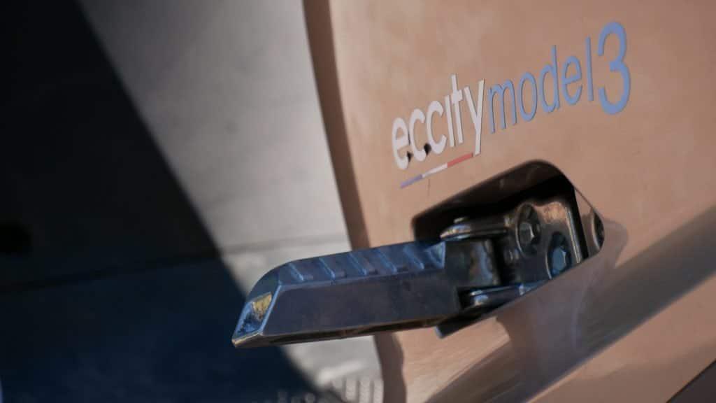 design eccity model3 scooter
