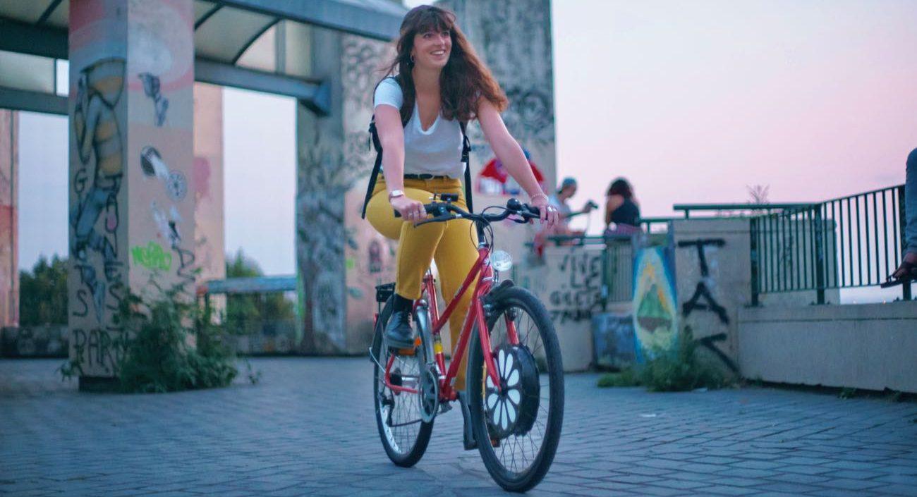 roue électrique pour vélo