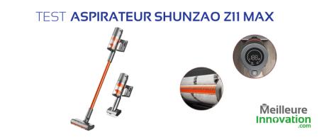 aspirateur balai sans fil shunzao Z11 MAX