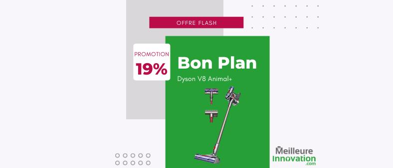 Bon plan Dyson V8 Animal+