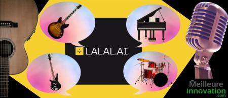 Lalal.ai Update