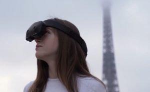 Lynx R-1 casque réalité virtuelle réalité augmentée mixte
