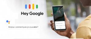 assistant google reconnaissance vocale