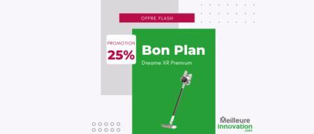 Bon plan Dreame XR Premium