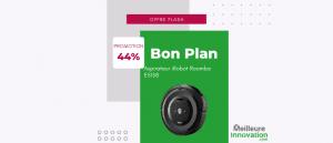 Bon plan iRobot Roomba E5158