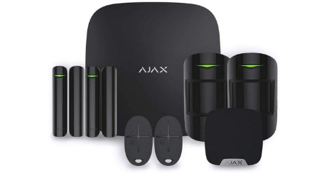 Ajax starter kit alarme connectée maison