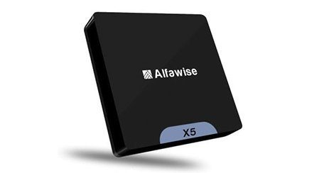 Alfawise X5 Meilleur mini PC pas cher Windows 10 Android