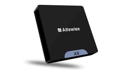 Alfawise X5 Meilleur mini PC pas cher Windows 10 Android