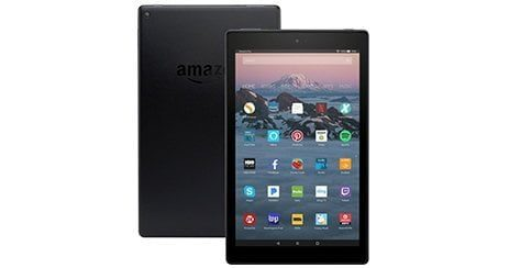 Nouvelle tablette Amazon Fire HD 10
