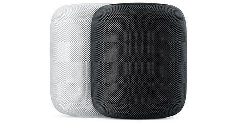 enceinte Apple HomePod compatible apple homekit