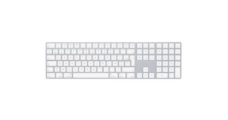 Apple Magic Keyboard avec pave numerique clavier sans fil