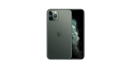 Apple iPhone 11 Pro meilleur photophone Apple