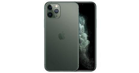 Apple iPhone 11 et Apple iPhone 11 Max idee cadeau high tech 2019