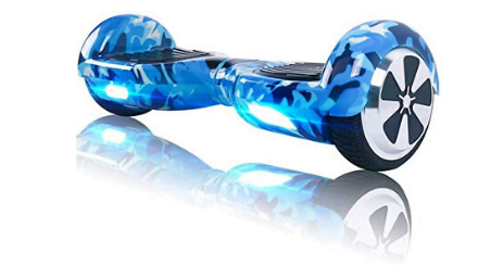 BEBK Overboard 6,5 Pouces Hoverboard Bluetooth