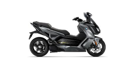 meilleur scooter electrique BMW c 125cc evolution