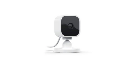 Blink Mini camera de securite d'interieur