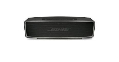 Bose SoundLink Mini II meilleure enceinte Bluetooth compacte tablette