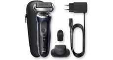 Braun comparatif rasoir électrique