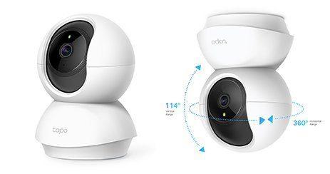 Camera Tp Link Tapo C200