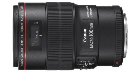 Canon EF 100mm F2 8 Macro objectif macro avec la plus grande fermeture