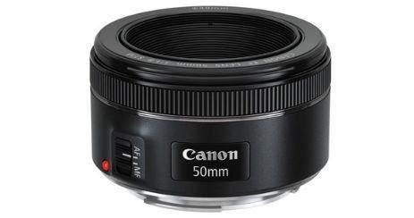 Canon EF 50mm f1 8 STM le meilleur