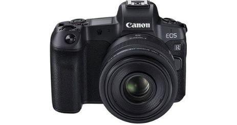 Canon EOS 5D Mark IV top des meilleures caméra Canon 2019.