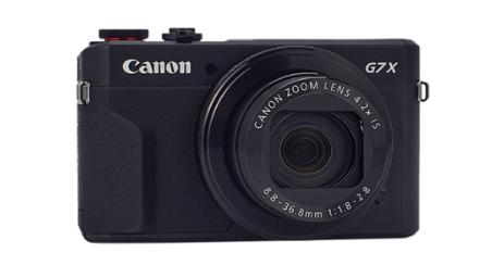 Canon G7X Mk III