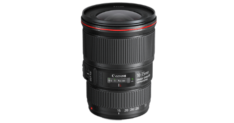 Canon Objectif EF 16-35 mm f_4.0 L IS USM