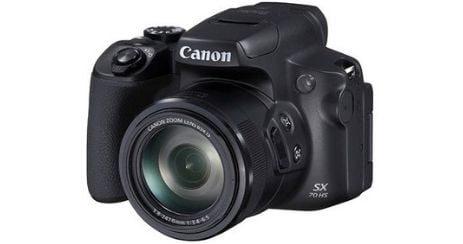 Canon PowerShot SX70 HS le meilleure canon bridge 2019