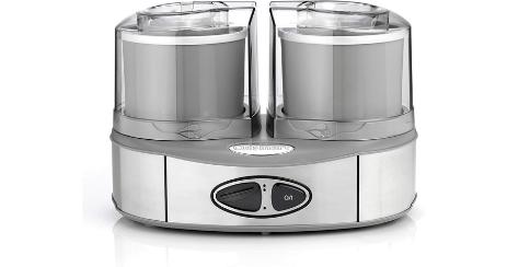 Cuisinart ice40 comparatif turbine