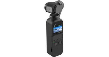 cadeau high tech voyage 2019 caméra 360 Osmo
