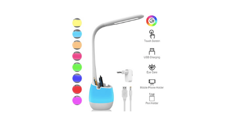 ERAY Lampe de Table Dimmable polyvalente