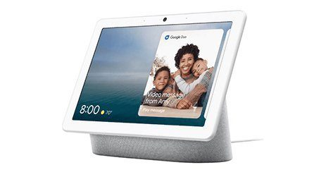 Ecran Intelligent Connecté Google Nest Hub Max