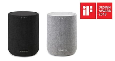 Enceinte Intelligente Citation One Harman Kardon Google Assistant