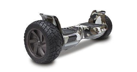 Evercross Challenger Basic hoverboard hummer