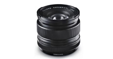 Fujifilm Objectif XF-14 mm_F2.8R Noir