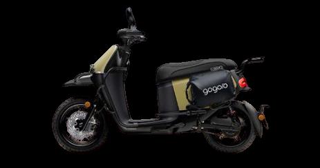 scooter Gogoro S2 adventure