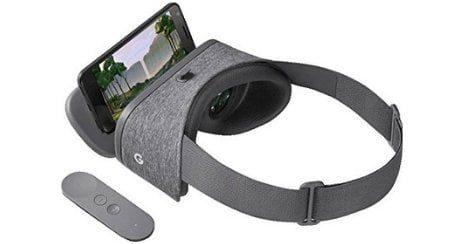 Google Day Dream VR casque smartphone vr