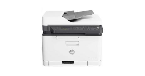 HP Color Laser MFP 179fnw imprimante laser couleur particuliers
