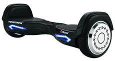 Hovertrax 2.0 enfant 8 ans hoverboard noir