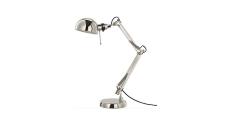 IKEA FORSA Lampe de bureau, nickele design