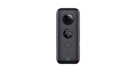 Meilleure Camera Insta360 ONE X