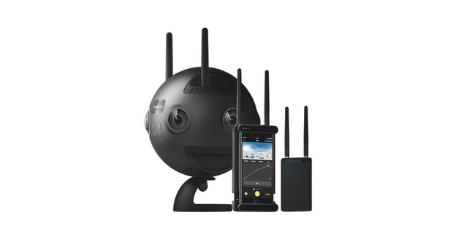 meilleure camera professionnelle Insta360 Pro 2