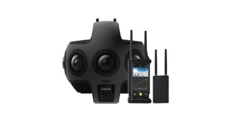 camera 360 haut de gamme Insta360 Titan