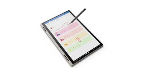 Lenovo Yoga C740 tablette tactile ultra fonctionnelle