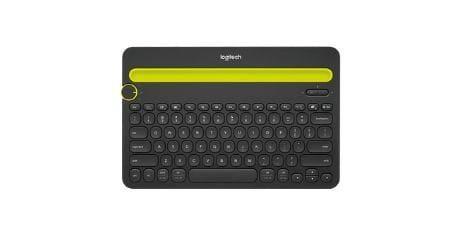 Logitech K480 comparatif accessoire tablette clavier Bluetooth
