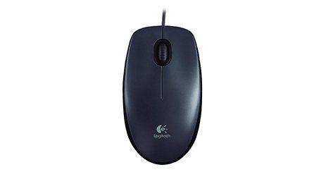 Logitech Mouse M90 Souris filaire optique