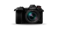 appareil photo hybride noir Panasonic Lumix G9
